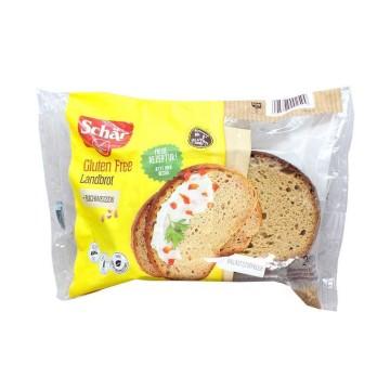 Schär Landbrot Glutenfrei 250g/ Pan Sin Gluten