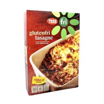 Toro Glutenfri Lasagne 300g/ Placas y salsa Lasaña Sin Gluten
