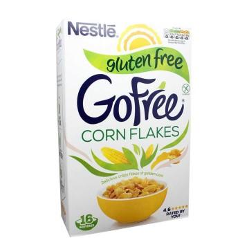 Nestlé GoFree Corn Flakes Gluten Free 500g/ Cereales Sin Gluten