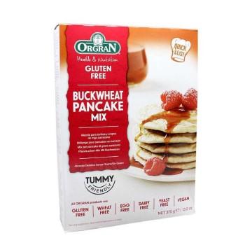 Orgran Gluten Free Buckwheat Pancake Mix 375g/ Preparado Crepes Sin Gluten