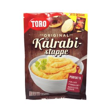 Toro Kalrabi Stappe 85g/ Swede Mash Mix