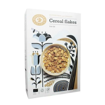 Doves Farm Gluten Free Cereal Flakes 375g/ Cereales Sin Gluten