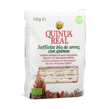 Finestra Soffiete de Arroz con Quinoa 130g/ Gluten Free Rice&Quinoa Cakes