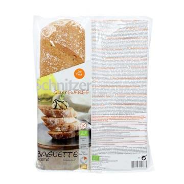 Schnitzer Baguette Rustic Sin Gluten x2/ Gluten Free Bread