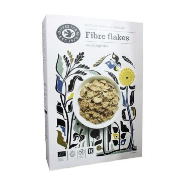 Doves Farm Gluten Free Fibre Flakes 300g/ Cereales Sin Gluten