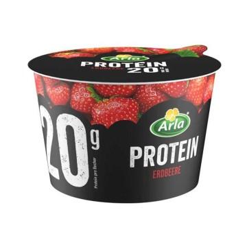 Arla Protein Erdbeere 9% 200g/ Strawberry Protein Pudding