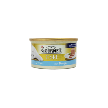 Gourmet Gold Met Tonijn 85g/ Cat food Tuna
