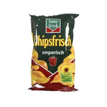 Funny-Frisch Chipsfrisch Ungarisch 175g/ Potato Crisps