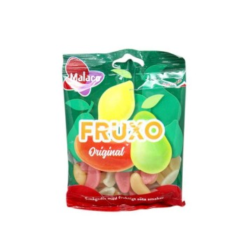 Malaco Fruxo 80g/ Soft Fruit Sweeties