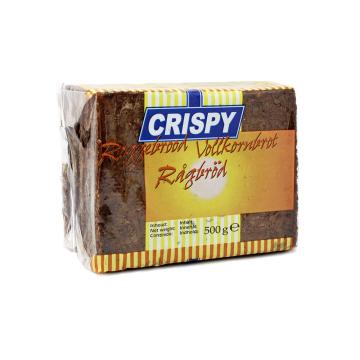 Crispy Roggebrood 500g/ Rye Bread