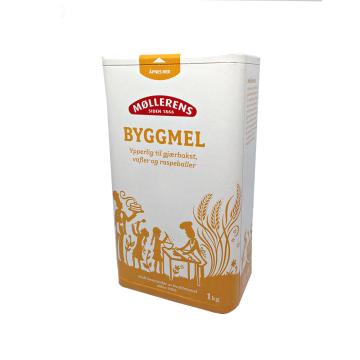 Møllerens Siktet Byggmel 1Kg/ Barley Flour