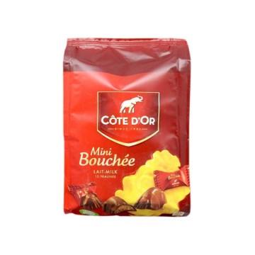 Côte D'Or Mini Bouchee Melk 122g/ Bombones Choco&Leche