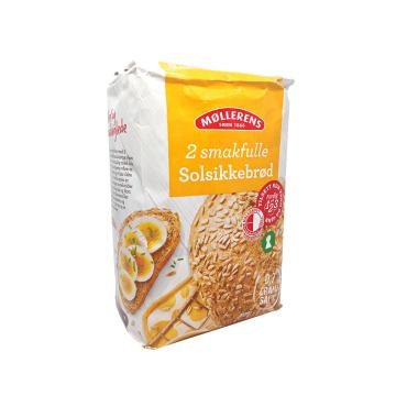 Møllerens Solsikkebrød 1Kg/ Whole Flour with Sunflower Seeds