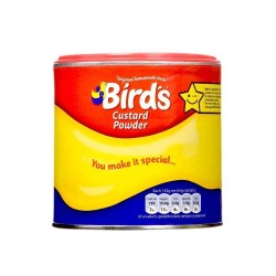 BIRD INSTANT CUSTARD 300GR/ POLVO NATILLAS