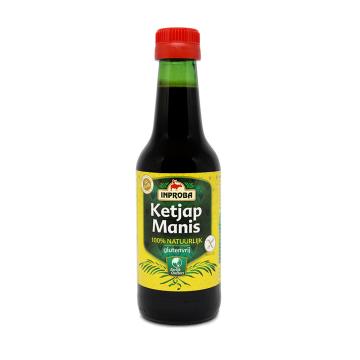 Inproba Ketjap Manis Glutenvrij 250ml/ Soja Dulce Sin Gluten