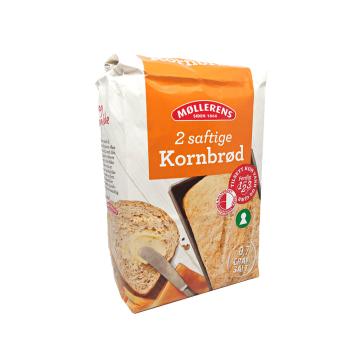 Møllerens Kornbrød Hjemmebakt 1Kg/ Harina Integral Mix