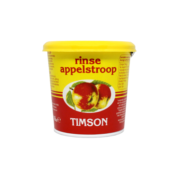 Timson Rinse Appelstroop 450g/ Apple Spread
