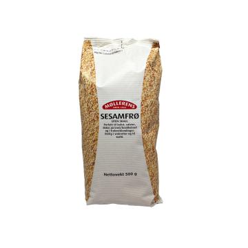 Møllerens Sesamfrø 500g/ Sesame Seeds