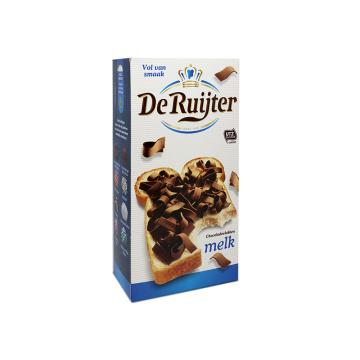 De Ruijter Chocolade Vlokken Melk 300g/ Milk Chocolate Sprinkles