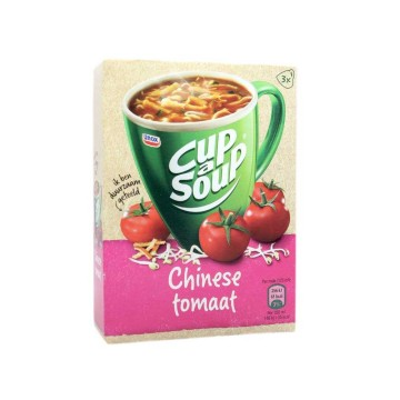 Unox Cup a Soup Chinese Tomaat x3/ Sopa China de Tomate